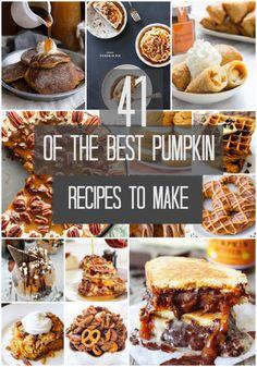 41 Of The Best Pumpk