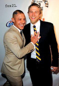 Theo Rossi / Charlie Hunnam....love them!!!