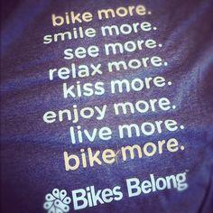 Bikes Belong T-Shirt