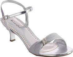 coloriff sienna, glitter chiffon, silver, bridesmaid shoes, low heel, heels, heel dress, chiffon low, dress shoes