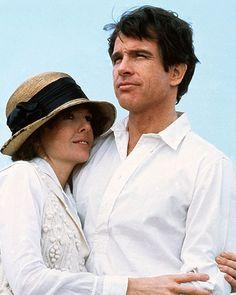 Diane Keaton and Warren Beatty  Reds