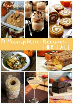 15 pumpkin recipes f