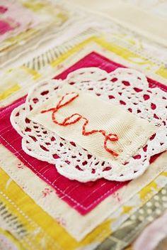 adorable quilt square