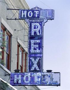 Photograph of Rex Hotel, Billings, Montana