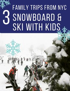 Where to Ski Near NY