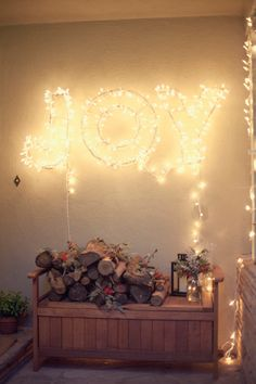 Christmas decor by Around the World with Bash by Paige