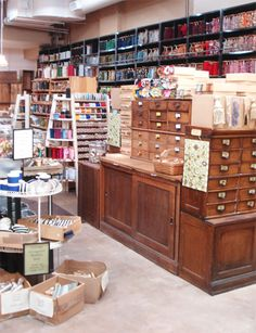 shop, tinsel trade, craft supplies, vintage crafts, millineri suppli, nyc, place, suppli vintag, suppli store