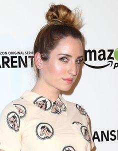 Zoe Lister Jones in 'Transparent' Premieres in LA