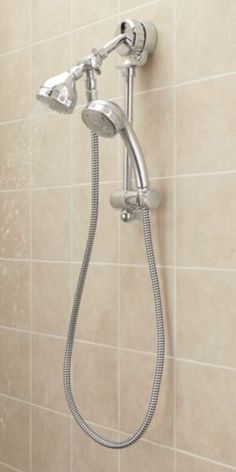 instant double shower head!! omg, LOVE!!! $99.95