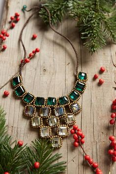 { festive jewelry }
