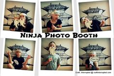 "Photo 1 of 37: Lego Ninjago, Ninja / Birthday ""Ninjago / Ninja Birthday""   Catch My Party"