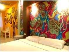 Mystic Place BKK Hotel Bangkok - Superior- very different
