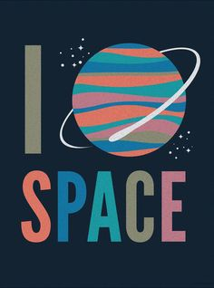 ♥ I Heart Space