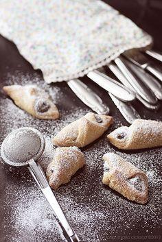 Meltaway shortbread cookies