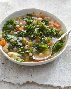 Kale, White Bean, and Potato Stew Recipe