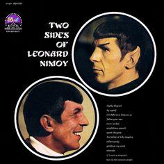 Leonard Nimoy - Two Sides of Leonard Nimoy (1968)
