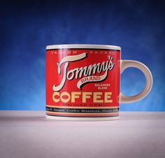 Westwood Yesteryear Tommy's Brand Balanced Blend Coffee