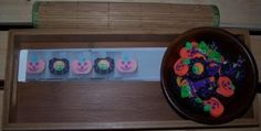 Halloween Patterning exercise - Re-pinned by #PediaStaff.  Visit http://ht.ly/63sNt for all our pediatric therapy pins