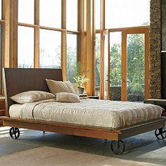 Hudson Platform Bed | The Company Store