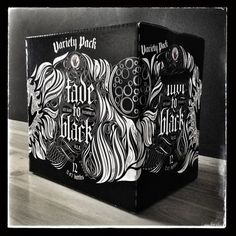 Left Hand Brewing Companyreleases this year's Fade to Black version: a Black Rye Ale that has aromas of dark coffee and Maplewood, as...
