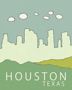 Houston love.
