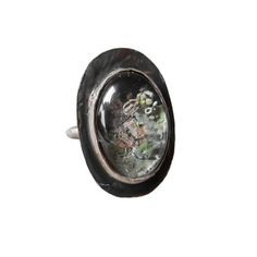 Woodland Lichen Ring, $28, now featured on Fab.