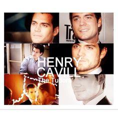 Henry cavil! :)