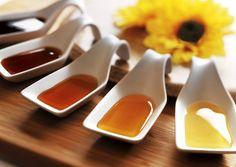 Honey spoons for apple dipping! #roshhashanah #jewish #newyear www.shalomlife.com