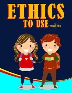 Ethics for Children from EduCafe on TeachersNotebook.com -  (47 pages)  - We expect our children to �do the right thing,� but many a times, they are left wondering what that right thing is.