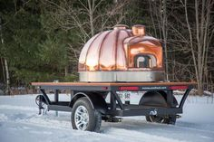 Mobile 83 / Le Panyol / Maine Wood Heat Co.