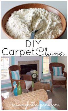 DIY Carpet Cleaner (Click image)