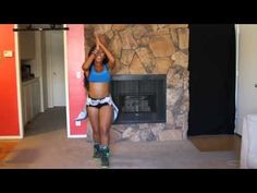 FUN ZUMBA SOCA DANCE WORKOUT