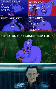 Hahaha (: truth!