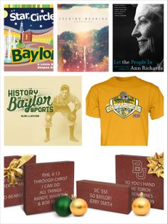 Looking for a Christmas gift for your #Baylor Bear? We've got you covered. (click through for dozens of ideas) #SicEm