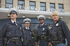 'Police Women of Cincinnati'