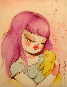 miss van #illustration