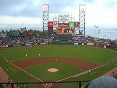 AT Park - San Francisco Giants