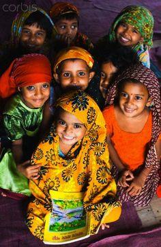 Bangladesh children!