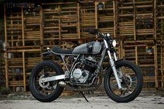 CRD #19: Honda XR600 by CRD Motorcycles