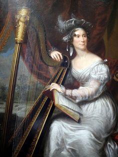 6th First Lady Louisa Adams (c. 1821–25)
