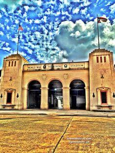 World War Memorial Stadium memori stadium, call north, war memori, north carolina