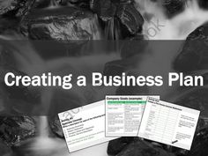 Business Plan Activity from TeachwithTech on TeachersNotebook.com -  (32 pages)  - Business Plan Activity Lesson
