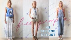 60 Second Stylist: 3 Americana Looks for 4th of July!