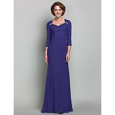 trompeta / sirena reina anne gasa madre del vestido de la novia (618842) – EUR € 81.67