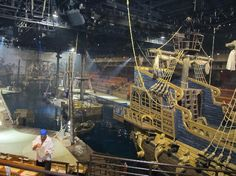#MYRDreamvacation  Pirates Voyage Fun, Feast, and Adventure