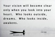 Peaceful Mind Peaceful Life #vision #heart #dream #clear