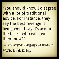 This is why Mindy Kaling is everything right in the world
