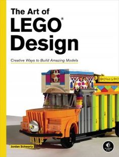 J 688.7 SCH. The Art of LEGO Design explores LEGO as an artistic medium, revealing rarely-known and creative ways to build impressive models with LEGO.