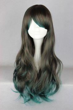 beautiful lolita anime cosplay wigs  from Coqueto Casual