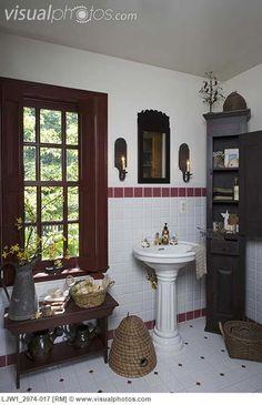 A Colonial Bath.